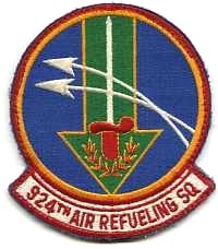 usaf patch - 916th air refueling wing eBay