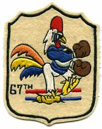 Squadrons 400 to 409 - JF Patches